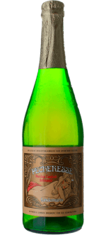 LINDEMANS PECHE - LA PECHERESSE 75CL - BRASSERIE LINDEMANS