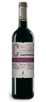 MONASTRELL 2013 - BODEGAS CASTANO (Espagne - Vin Murcie - Yecla D.O. - Vin Rouge - 0,75 L)
