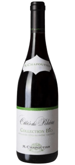 COTES-DU-RHONE BIO COLLECTION 2015 - MICHEL CHAPOUTIER