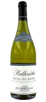 BELLERUCHE BLANC 2015 - MICHEL CHAPOUTIER