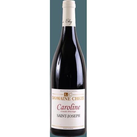 CAROLINE CUVEE PRESTIGE 2015 - DOMAINE LOUIS CHEZE