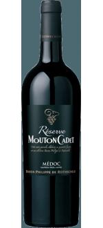 MOUTON CADET RÉSERVE MÉDOC 2014 - BARON PHILIPPE DE ROTHSCHILD