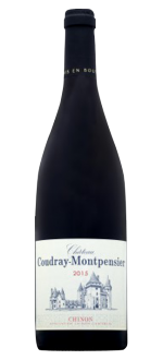 CHATEAU COUDRAY MONTPENSIER - CHINON TRADITION 2014