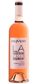 LA GASCOGNE D'ALAIN BRUMONT - TANNAT - SYRAH - MERLOT - 2016