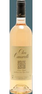 CLOS CANARELLI ROSE 2016