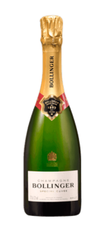 CHAMPAGNE BOLLINGER - SPECIAL CUVEE - DEMI BOUTEILLE