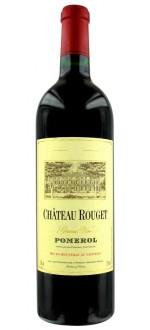 CHATEAU ROUGET 2010 (France - Vin Bordeaux - Pomerol AOC - Vin Rouge - 0,75 L)