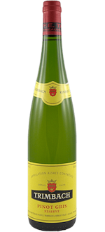 PINOT GRIS RESERVE 2013 - DOMAINE TRIMBACH
