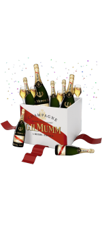 PACK SOIREE MUMM CORDON ROUGE