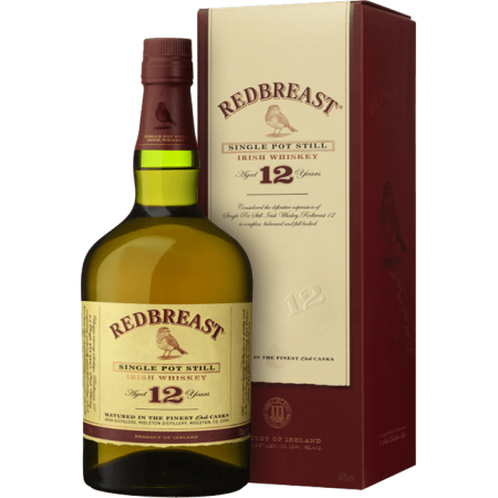 REDBREAST 12 ANS SINGLE POT STILL - EN ETUI