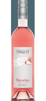 TARIQUET MARSELAN ROSE 2016 - DOMAINE DU TARIQUET