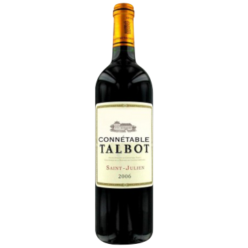 CONNETABLE DE TALBOT 2011 - SECOND VIN DU CHATEAU TALBOT