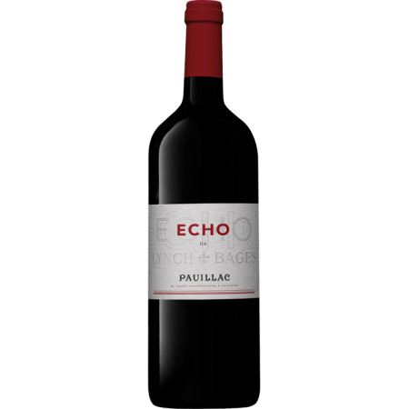 MAGNUM ECHO DE LYNCH BAGES 2011 - SECOND VIN DU CHATEAU LYNCH BAGES