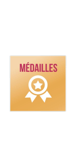COFFRET - BEST OF TRIPLES MEDAILLES D'OR