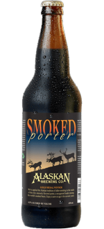 SMOKED PORTER 65CL - ALASKAN BREWING COMPAGNY