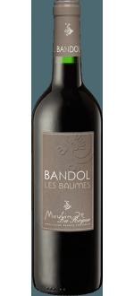 BANDOL LES BAUMES ROUGE 2014 - MOULIN DE LA ROQUE