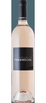CUVEE DOMAINE ROSE 2016 - DOMAINE DE FONDRECHE