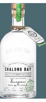 RHUM CHALONG BAY INFUSION CITRONNELLE - EN ETUI