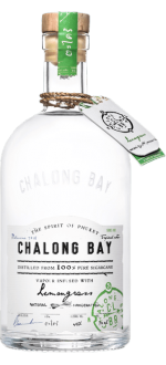 RHUM CHALONG BAY INFUSION CITRONNELLE