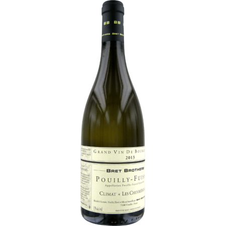 POUILLY-FUISSE - LES CHEVRIERES 2015 - BRET BROTHERS