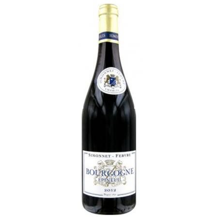 Acheter le bourgogne epineuil de simonnet febvre sur vinatis for Acheter maison bourgogne