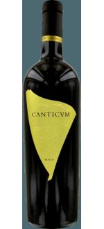 CANTINE TEANUM - CANTICUM ROSSO 2015