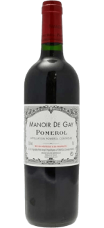 MANOIR DE GAY 2011 - SECOND VIN DU CHATEAU LE GAY