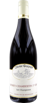 GEVREY CHAMBERTIN LES CHAMPEAUX 2014 - DOMAINE OLIVIER GUYOT