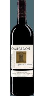 CAMPREDON 2015 - ALAIN CHABANON