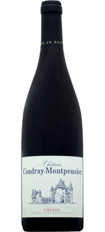CHATEAU COUDRAY MONTPENSIER - CHINON TRADITION 2015