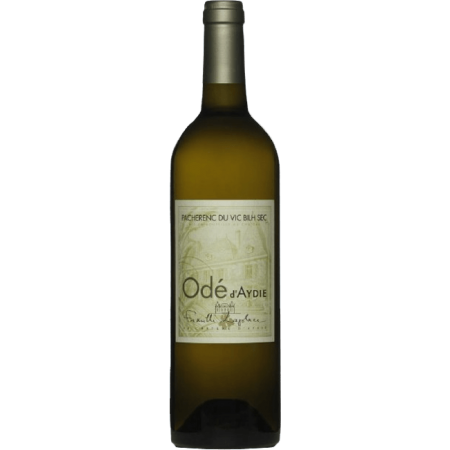 ODE D'AYDIE PACHERENC DU VIC BILH SEC 2015 - CHATEAU D'AYDIE