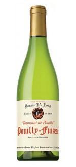 HORS CLASSE TOURNANT DE POUILLY 2011 - DOMAINE J.A. FERRET (France - Vin Bourgogne - Pouilly -fuissé AOC - Vin Blanc - 0,75 L)