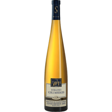 RIESLING ERNEST SELECTION GRAINS NOBLES 2009 - DOMAINE SCHLUMBERGER
