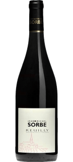 DOMAINE JM SORBE - REUILLY 2015