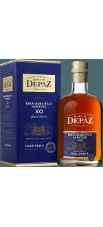 DEPAZ - RHUM HORS D'AGE AGRICOLE - GRANDE RESERVE XO