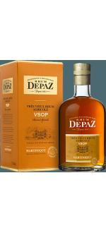 DEPAZ - TRES VIEUX RHUM AGRICOLE - RESERVE SPECIALE VSOP