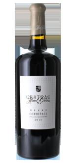 CORBIERES ROUGE 2014 - CHATEAU HAUT-GLEON