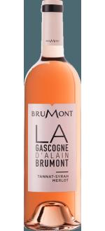 LA GASCOGNE D'ALAIN BRUMONT - TANNAT-SYRAH-MERLOT - 2016