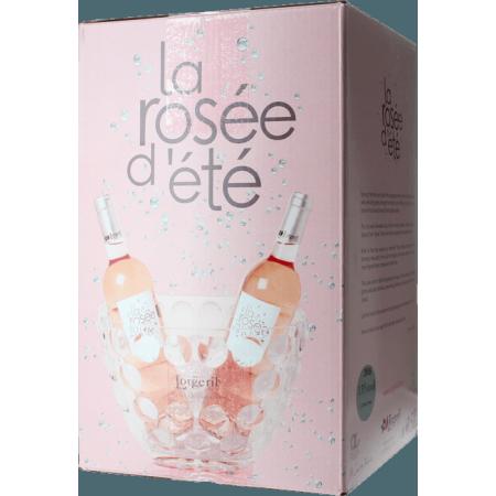 BIB LA ROSEE D'ETE 2016 - DOMAINE LORGERIL