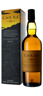 CAOL ILA 18 ANS - EN ETUI
