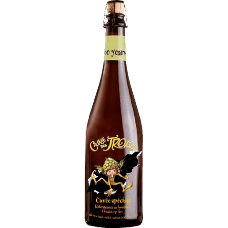 CUVEE DES TROLLS SPECIALE 75CL - BRASSERIE DUBUISSON