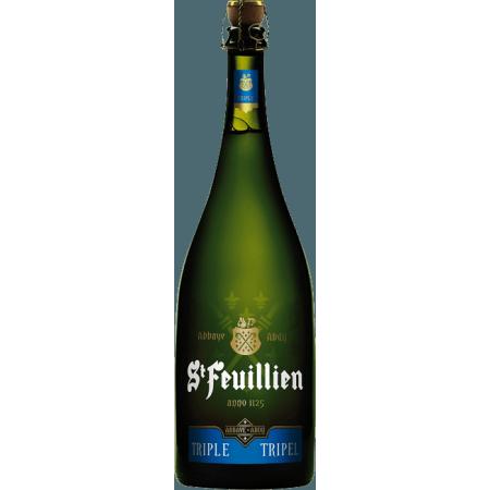 SAINT FEUILLIEN TRIPLE 75CL - BRASSERIE SAINT FEUILLIEN