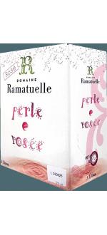 CUBI PERLE ROSE - DOMAINE RAMATUELLE