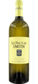 LES HAUTS DE SMITH 2015 - BLANC - SECOND VIN DU CHATEAU SMITH HAUT LAFITTE