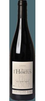 BERGERIE DE L'HORTUS 2016 - DOMAINE DE L'HORTUS