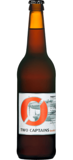 TWO CAPTAINS DOUBLE IPA 50CL- BRASSERIE NOGNE Ø