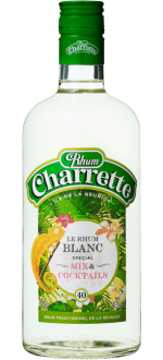 RHUM CHARRETTE BLANC SPECIAL MIX & COCKTAILS