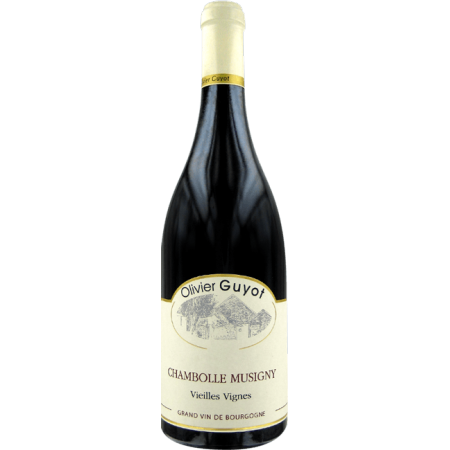 CHAMBOLLE MUSIGNY VIEILLES VIGNES 2015 - DOMAINE OLIVIER GUYOT
