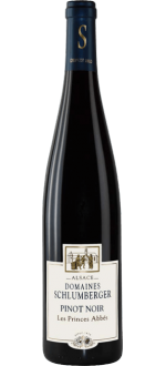 PINOT NOIR 2015 - LES PRINCES ABBES - DOMAINE SCHLUMBERGER