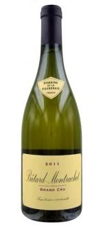 BATARD MONTRACHET GRAND CRU 2011 - DOMAINE DE LA VOUGERAIE (France - Vin Bourgogne - Bâtard Montrachet Grand Cru Aoc - Vin Blanc